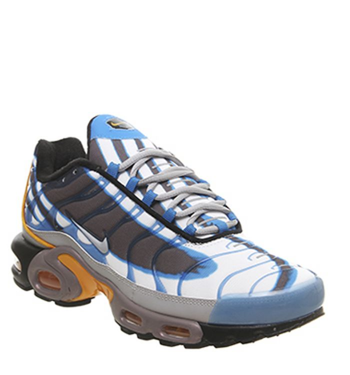 sports shoes 2bdca 4bc2d Nike Air Max Plus Trainers Black Total Orange Coltage Purple. £135.00.  Quickbuy. 14-05-2019