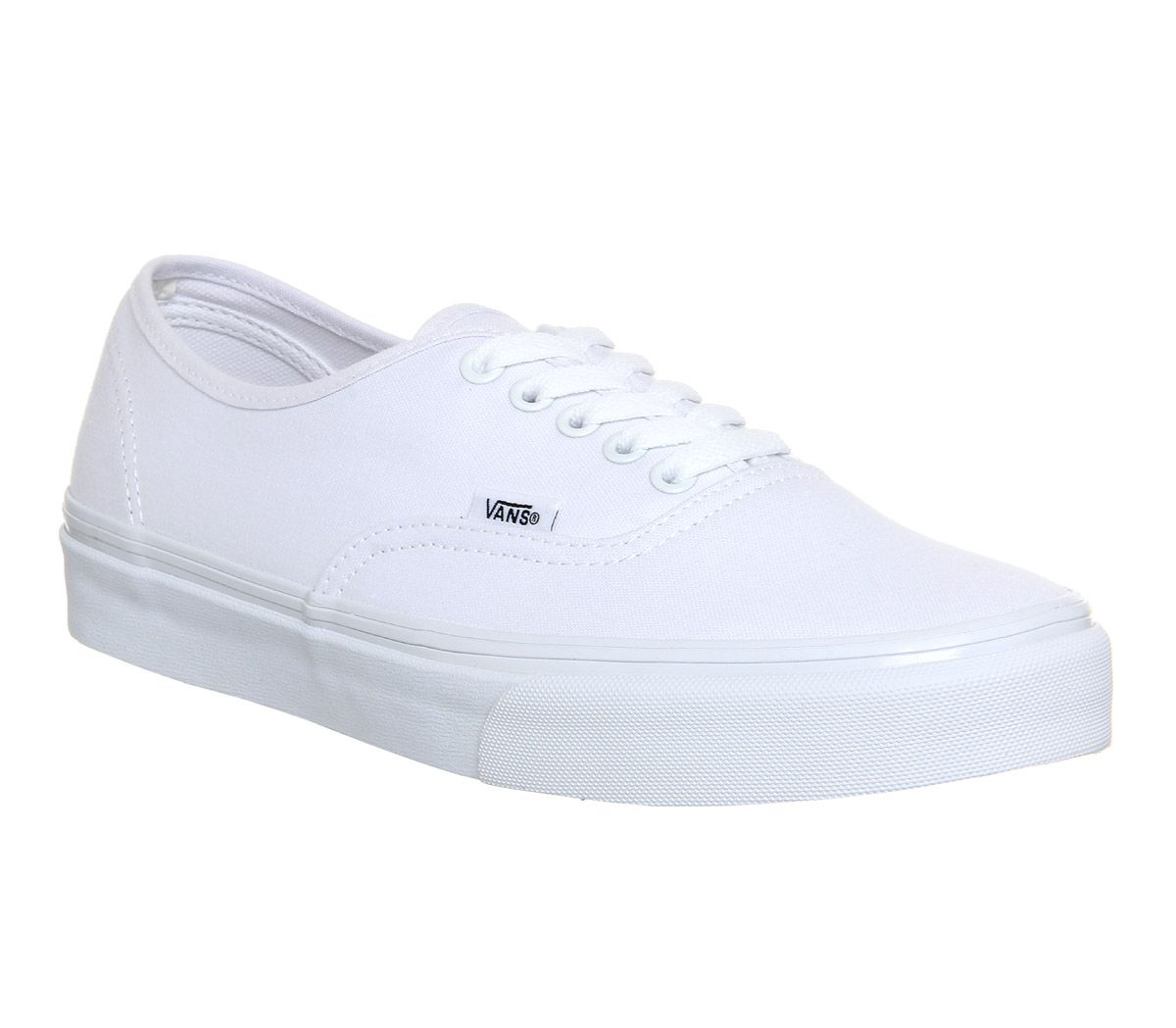 69a76f3d6e Vans Authentic True White - Unisex Sports