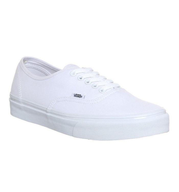 Vans Authentic TRUE WHITE