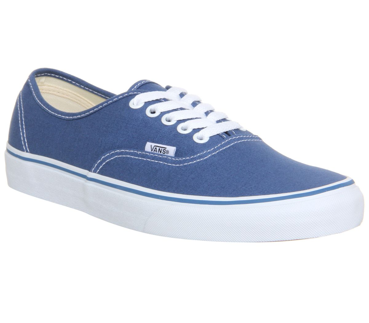 e69d0de98ddd Vans Authentic Navy - Unisex Sports