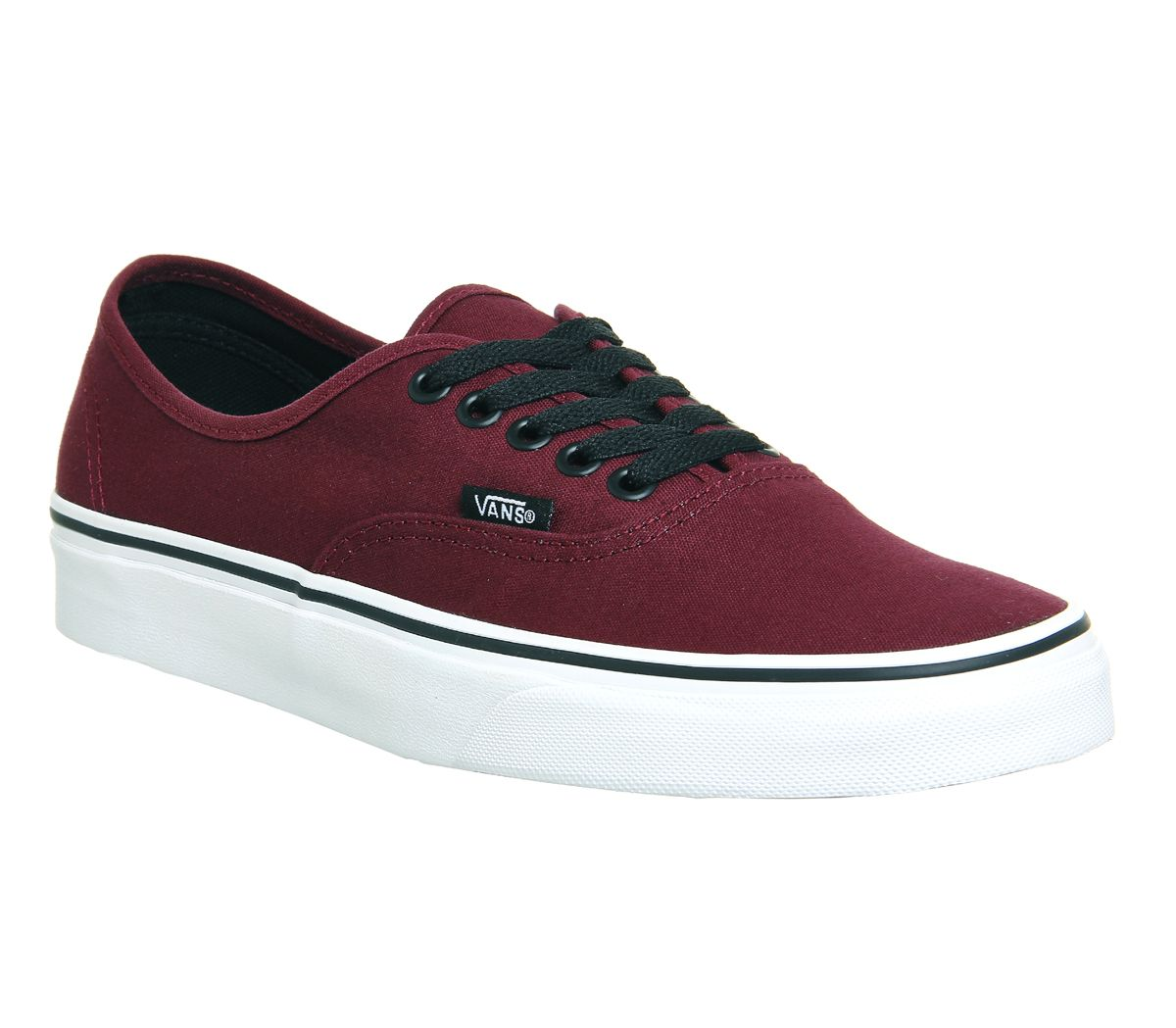 f812869e4c Vans Authentic Port Royale Black - His trainers