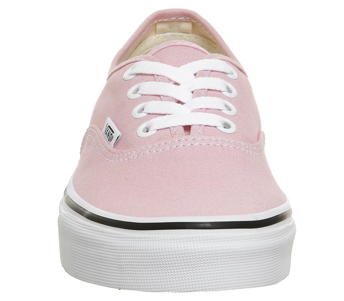 Vans Damen Authentic Sneakers Rosa Pink (Chalk PinkTrue