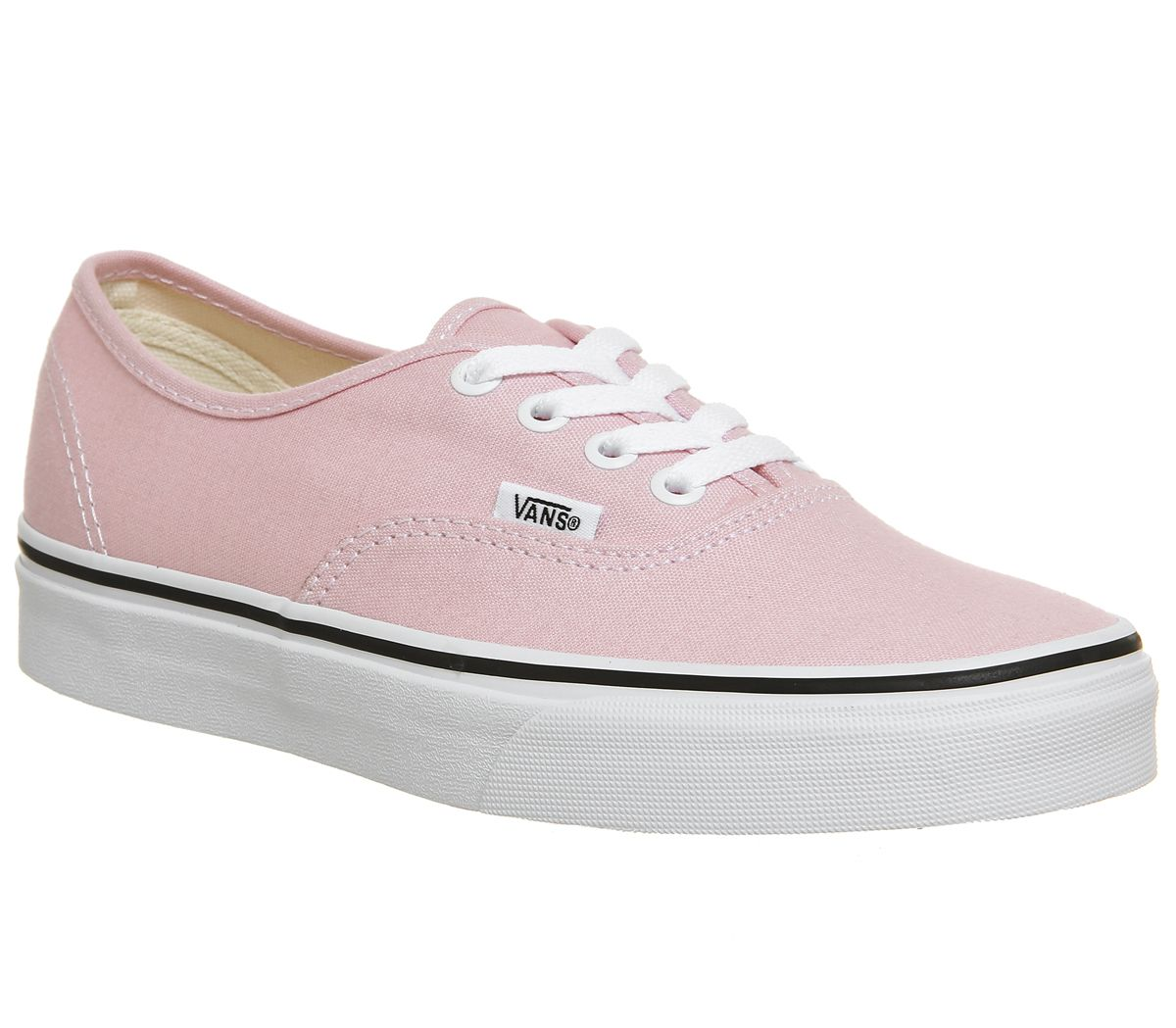 02e9521f42 Vans Authentic Trainers Chalk Pink True White - Hers trainers