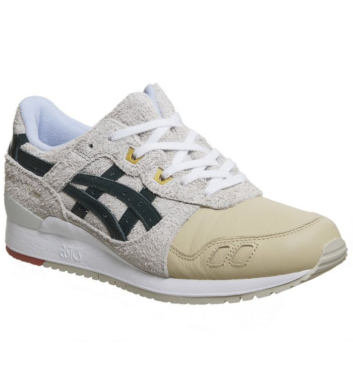 sports shoes 9636d 867db Asics Gel Lyte Iii Birch Hampton Green Xmas - His trainers