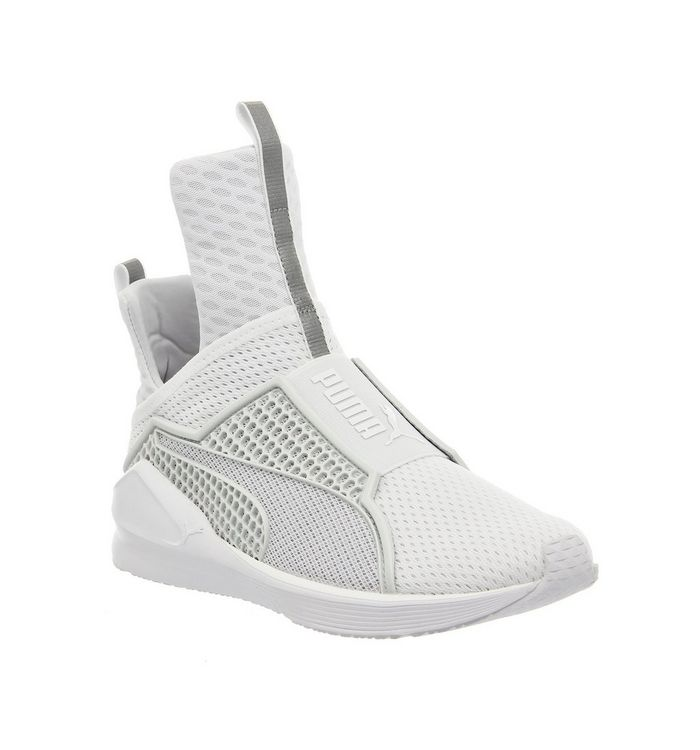 the best attitude 46f4a 11431 Puma Fenty White - Hers trainers