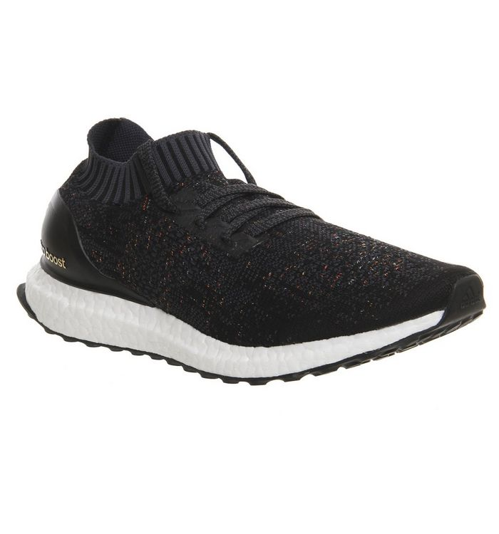 7907ccd36000c adidas Ultraboost Ultra Boost Uncaged Black Multi - Hers trainers