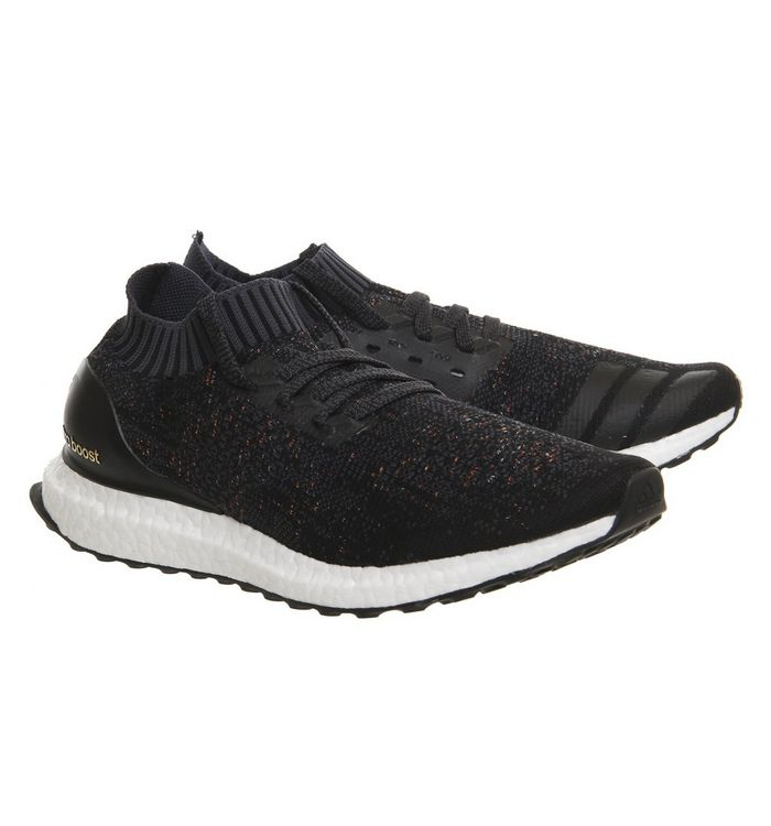 4c1dc8df3df30 adidas Ultraboost Ultra Boost Uncaged Black Multi - Hers trainers