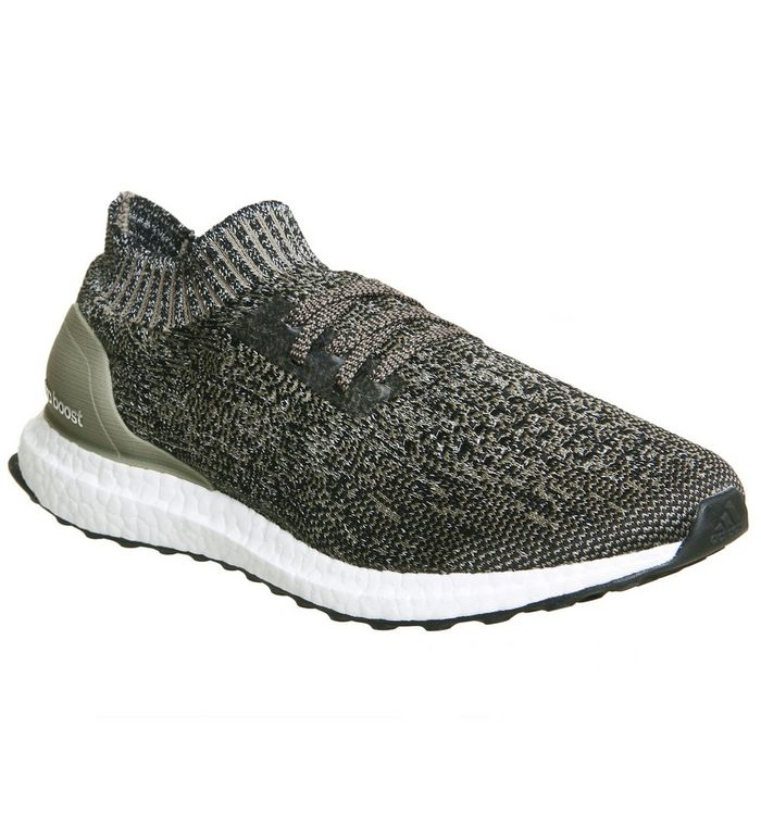 2d546b971 adidas Ultraboost Ultra Boost Uncaged Trainers Trace Cargo - Unisex ...