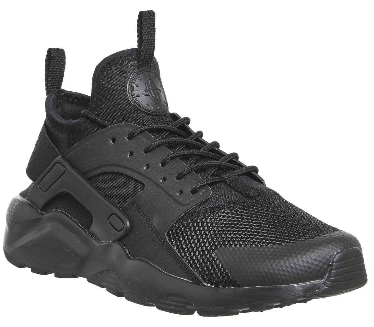 8a8215683ef3d Nike Huarache Ultra Trainers Black - Hers trainers