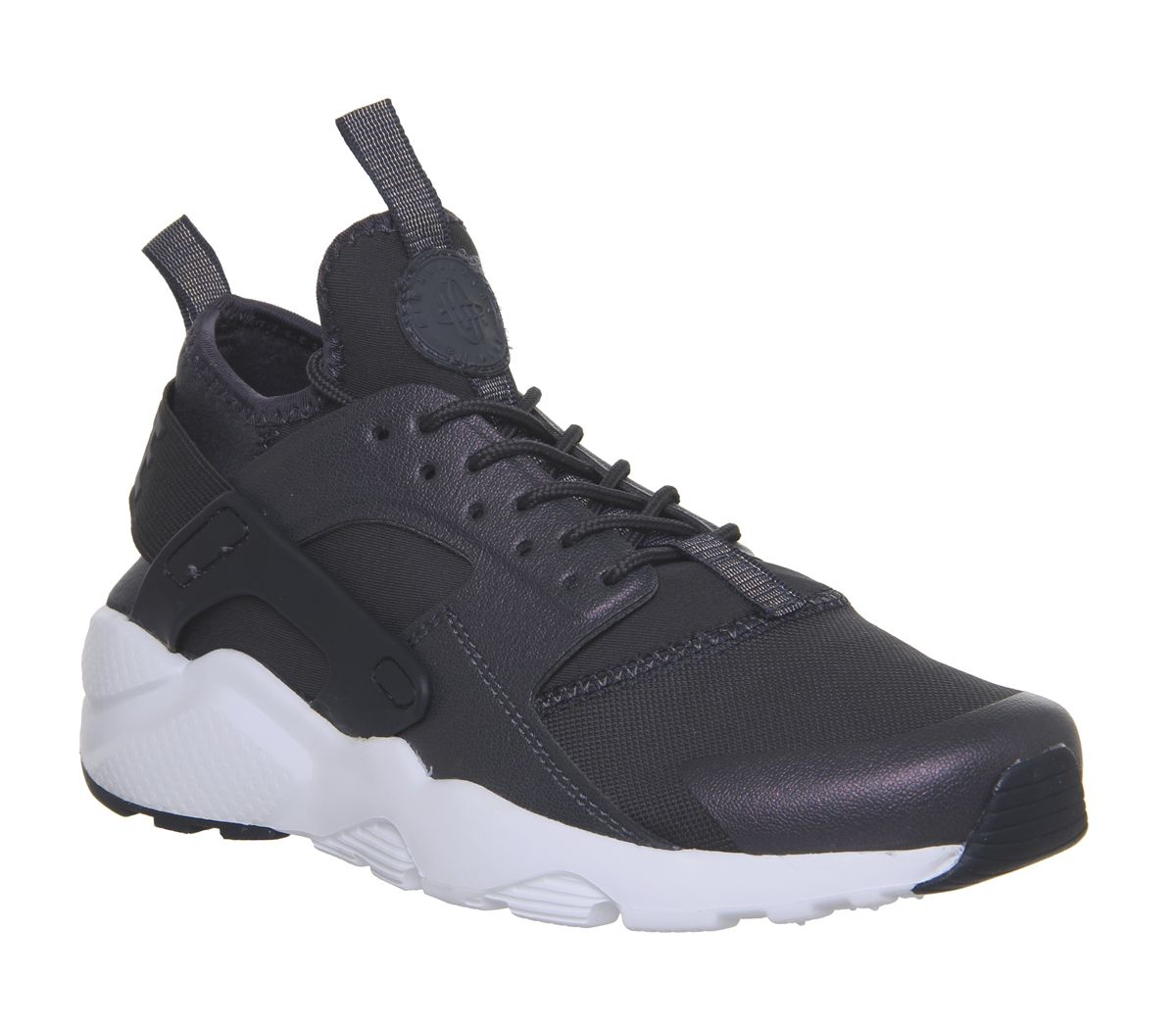 259e315665af Nike Huarache Ultra Gs Trainers Anthracite White - Hers trainers