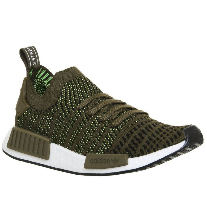 size 40 7ac41 67118 Nmd R1 Prime Knit Trainers