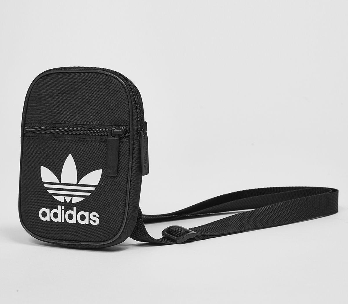 51f880635eb adidas Casual Festival Bag Black White - Accessories