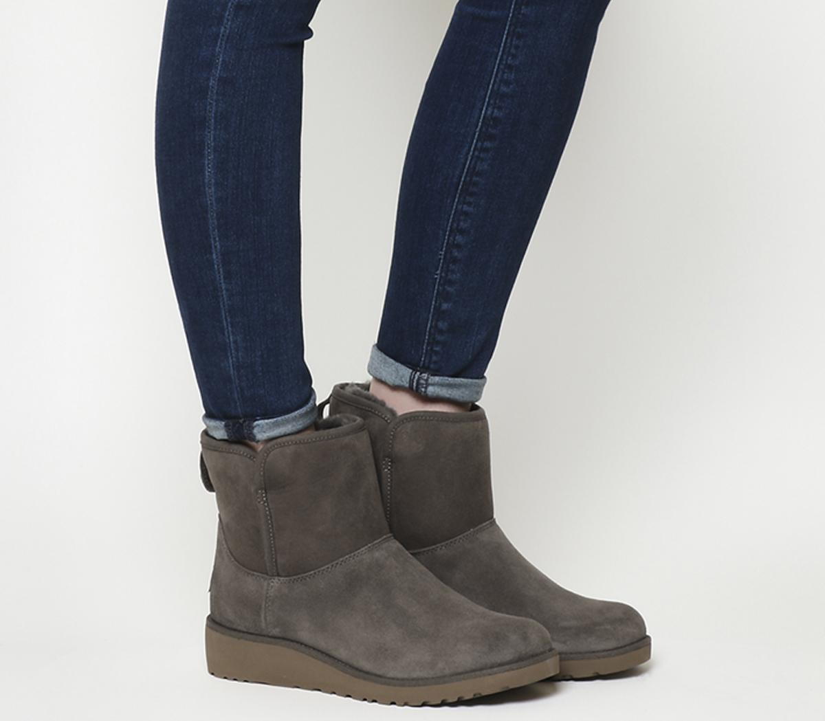 c3fec64716f Classic Slim Kristin Mini Boots. Double tap to zoom into the image. UGG ...