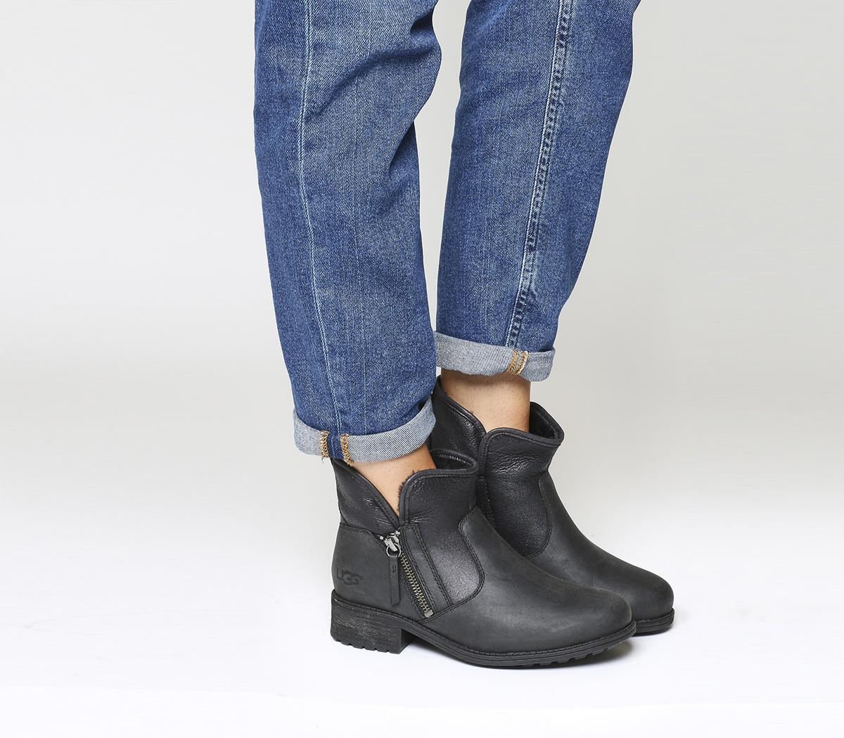 Lavelle Zip Boots