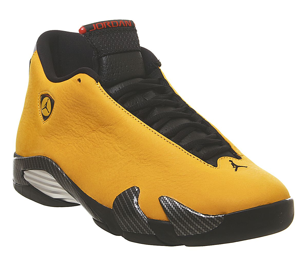 online retailer 7ef6a 275b6 Jordan Air Jordan 14 Retro University Gold Black University ...