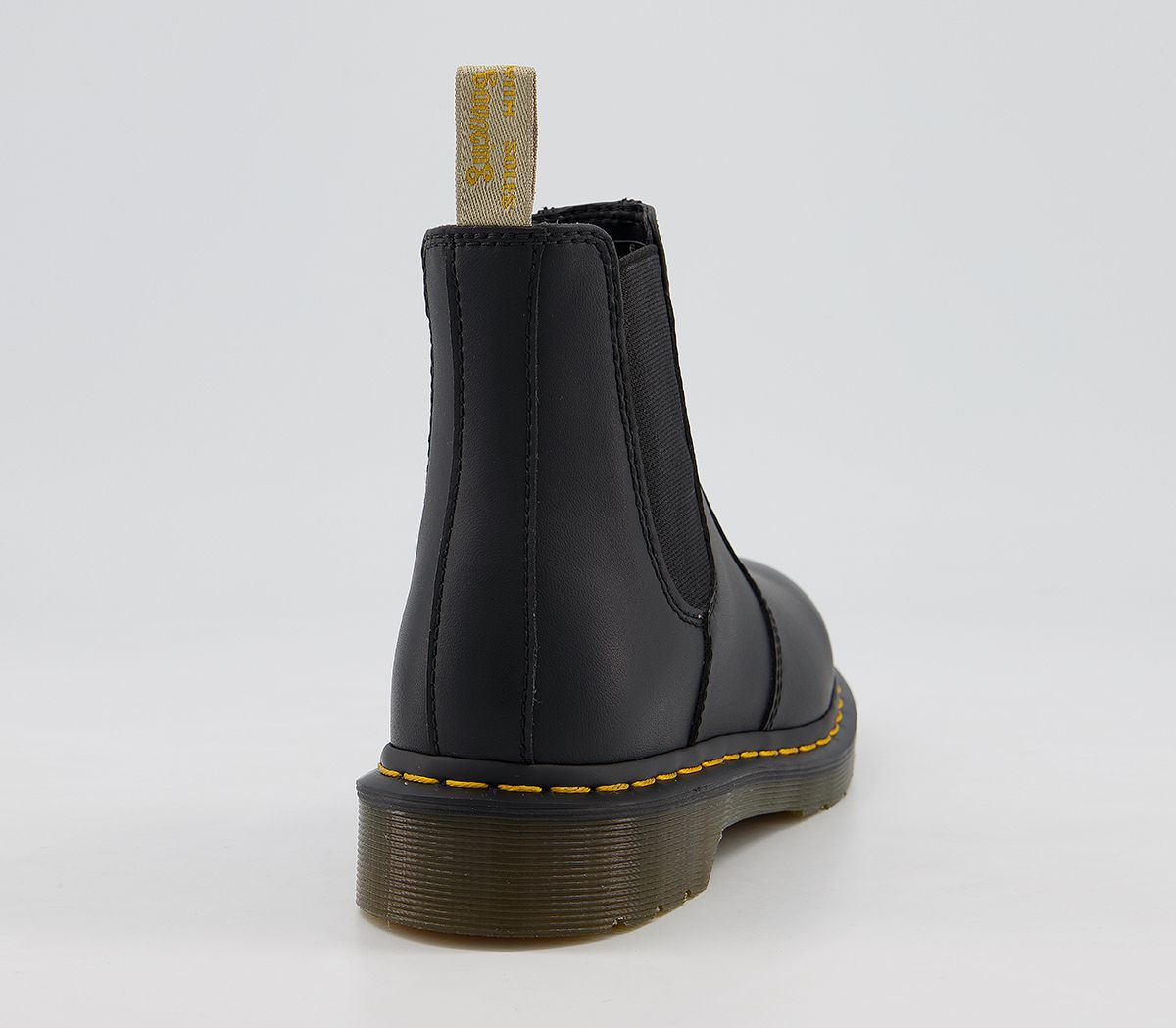 f62cc69bbca Dr. Martens Vegan 2976 Chelsea Boots Black - Ankle Boots