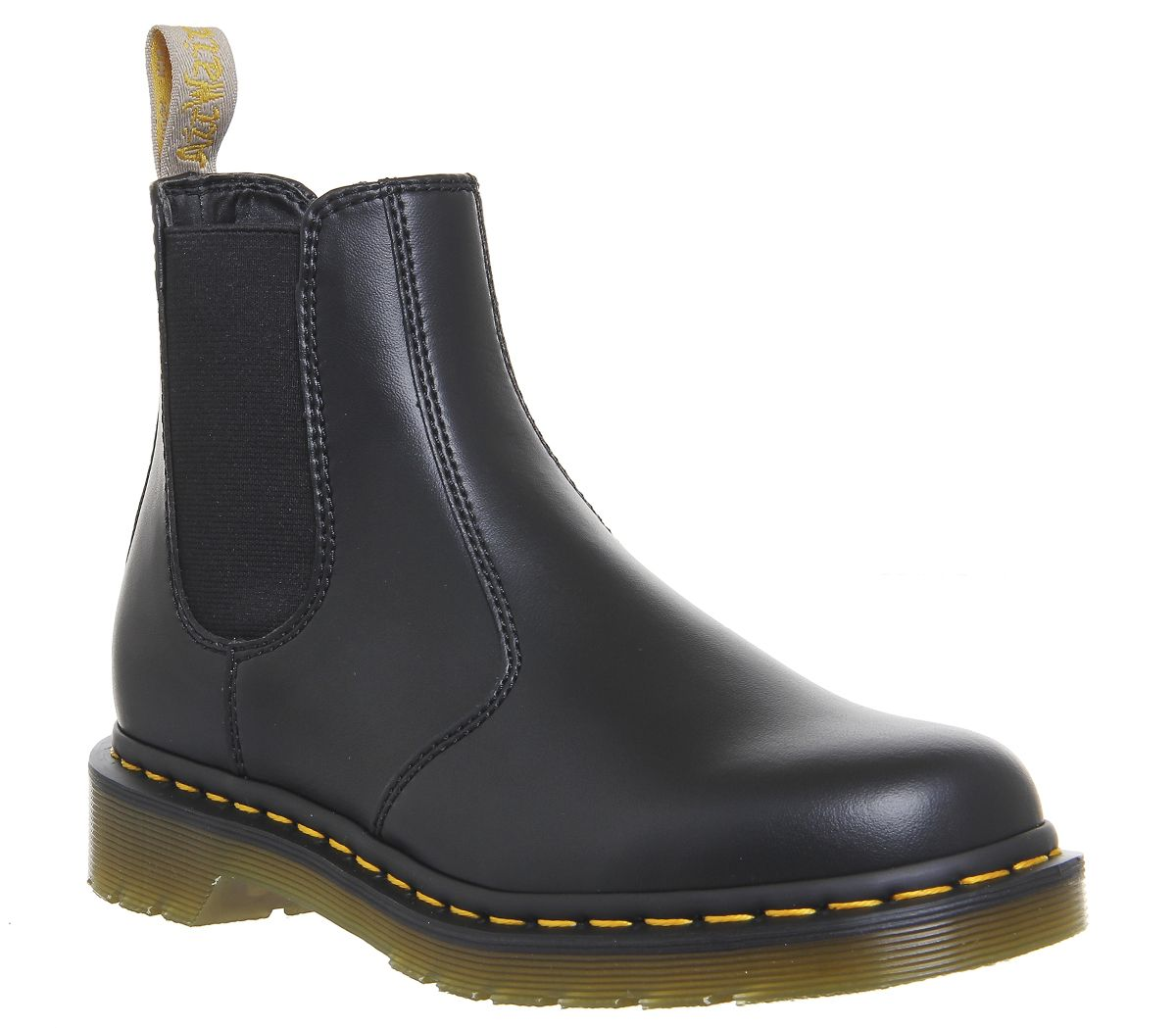 reputation first no sale tax real deal Dr. Martens Vegan 2976 Chelsea Boots Black - Ankle Boots