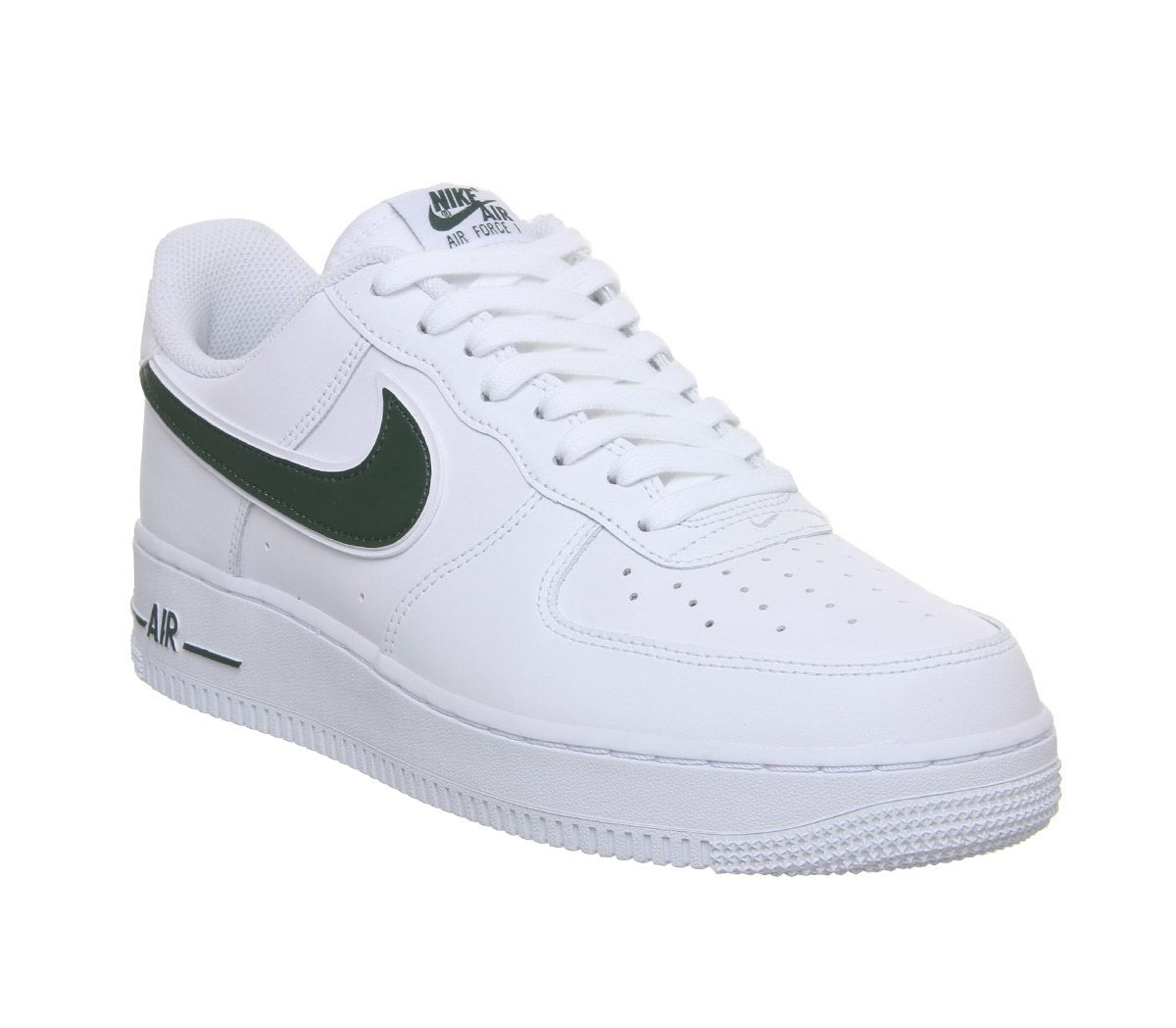 detailed look d27af e0168 Nike Air Force 1  07 Trainers White Cosmic Bonsai - His trainers
