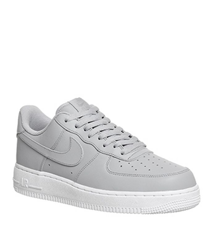 the best attitude fbf2e 949ad 27-12-2017 · Nike Air Force 1 07 Trainers Wolf Grey White Grey. £74.99.  Quickbuy. 15-04-2019 · Nike Air Force 1 Lv8 Trainers