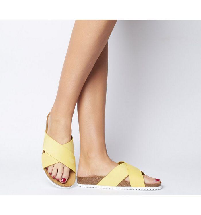47741f52aeb4 Office Hoxton 2 Sandals Green Leopard - Sandals