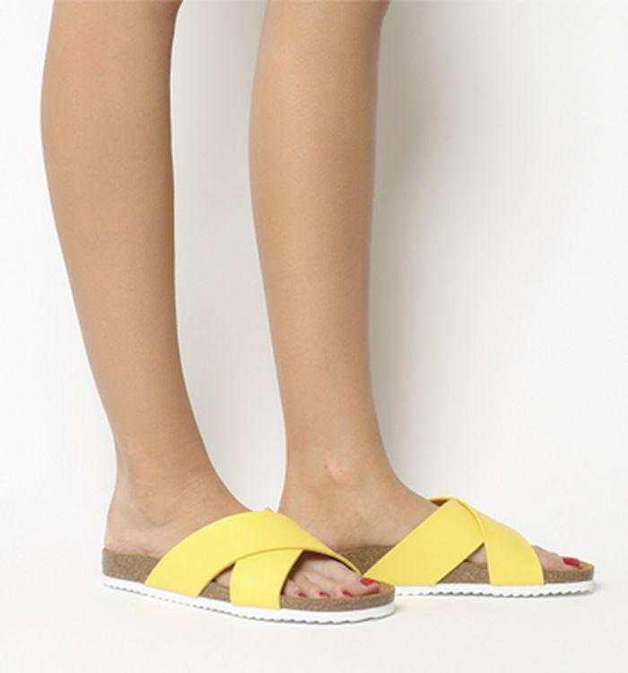 b4a9515272fa 12-04-2018 · Office Hoxton 2 Sandals Bright Yellow. was £26.00 NOW £22.00.  SAVE 16%. Quickbuy
