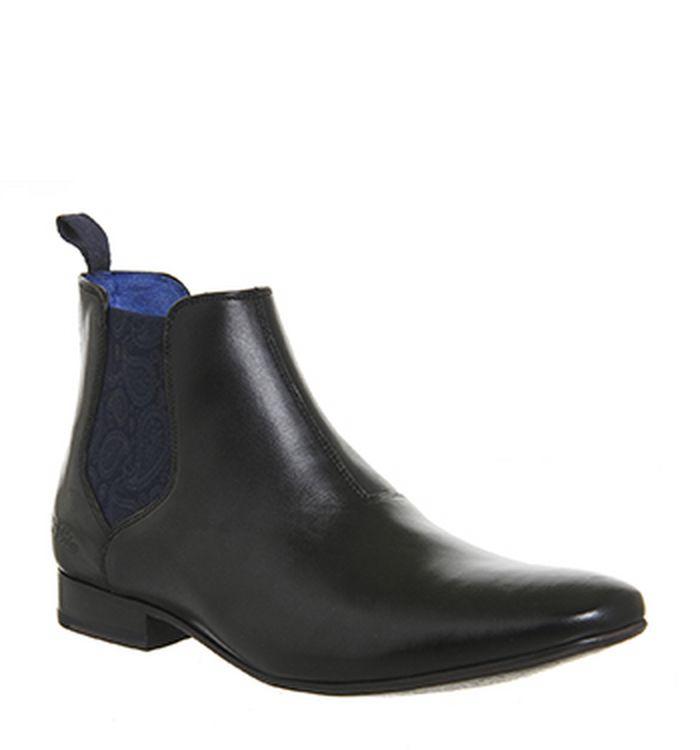 285e3ea325 22-09-2016 · Ted Baker Hourb 2 Chelsea Boots Black Leather