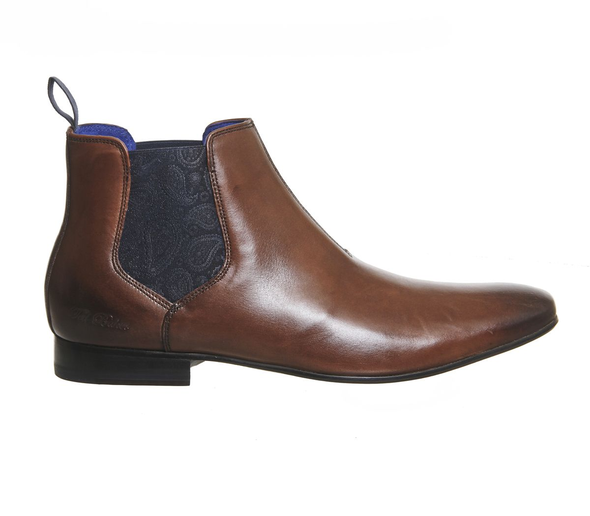 5314aac3943c Ted Baker Hourb 2 Chelsea Boots Brown Leather - Boots