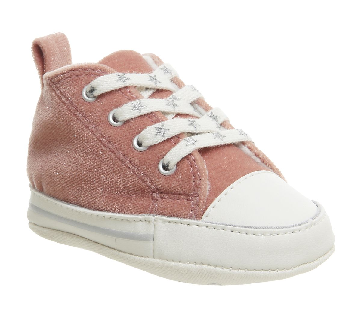 9ea0f28302c1c Converse First Star Rust Pink White Wolf Grey - Unisex