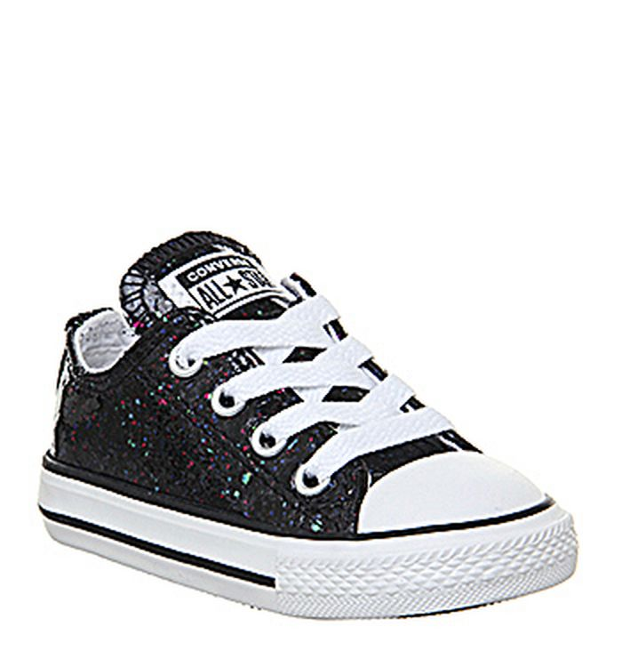 4cd59b229783 Converse All Star 2vlace Trainers Pink Foam Glitter White. £34.99.  Quickbuy. 21-11-2018