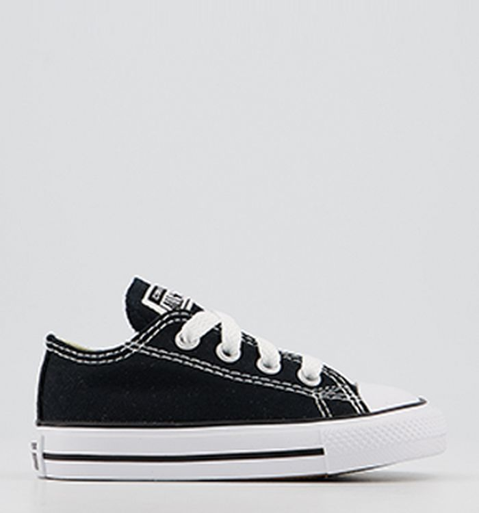 893ad1d3553b Converse All Star Low Black Canvas. £49.99. Quickbuy. 09-03-2018