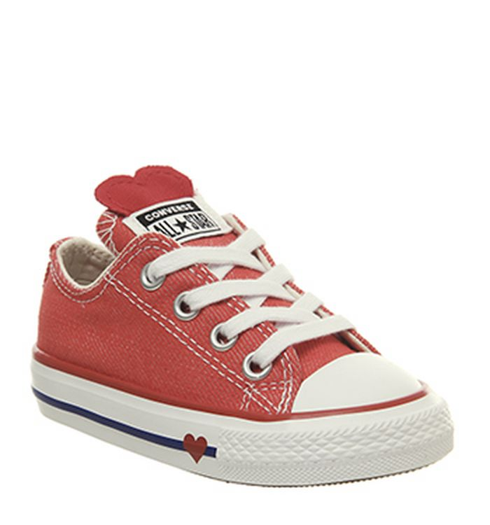 1fc1f2a87500cd 15-01-2019 · Converse Allstar Low Infant Trainers