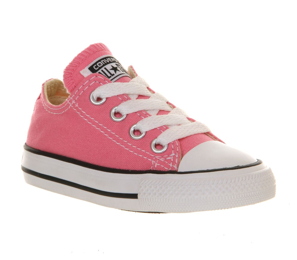 e170fdec367f Converse All Star Low Infant Shoes Pink - Unisex