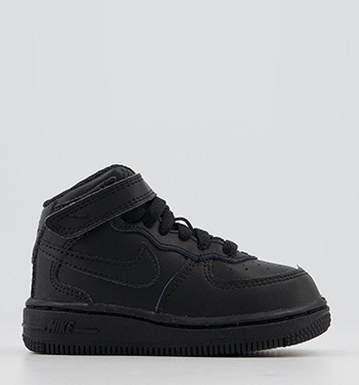 buy popular 55c39 47109 31-10-2018 · Nike Af1 Mid Infant Trainers Black
