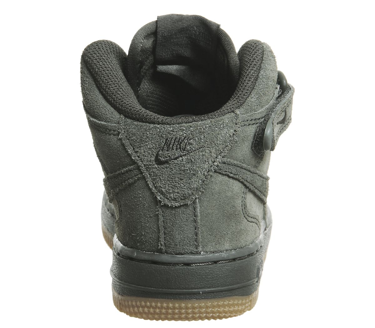 5a855b9731c Nike Af1 Mid Ps Trainers Sequoia Gum - Unisex