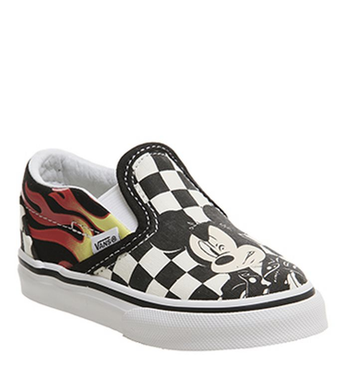 10d3d2a8236 Vans Sk8 Hi Kids Trainers Mickey Checkerboard Disney. was £49.99 NOW  £35.00. SAVE 30%. Quickbuy. 05-10-2018