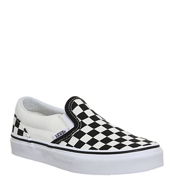 0e3edc07bad4 Vans Classic Slip On Toddlers Black White Checkboard. £29.99. Quickbuy.  01-02-2018