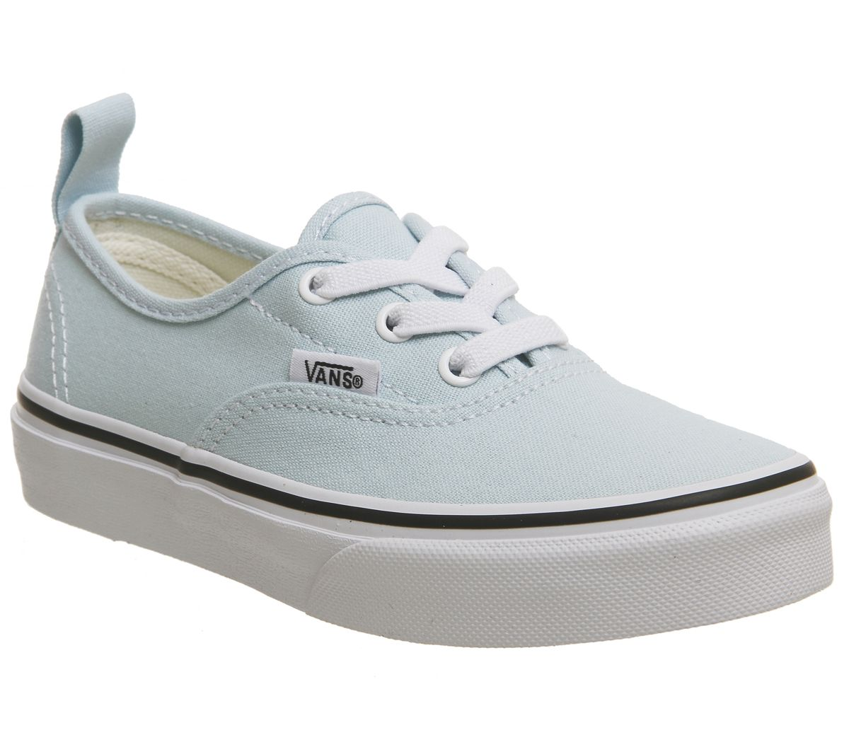 3c3519e0da23ad Vans Authentic Kids Baby Blue True White - Unisex