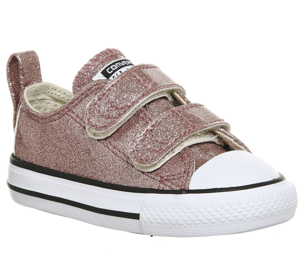 083f56fdc0d Converse All Star 2vlace Rose Gold Glitter - Unisex