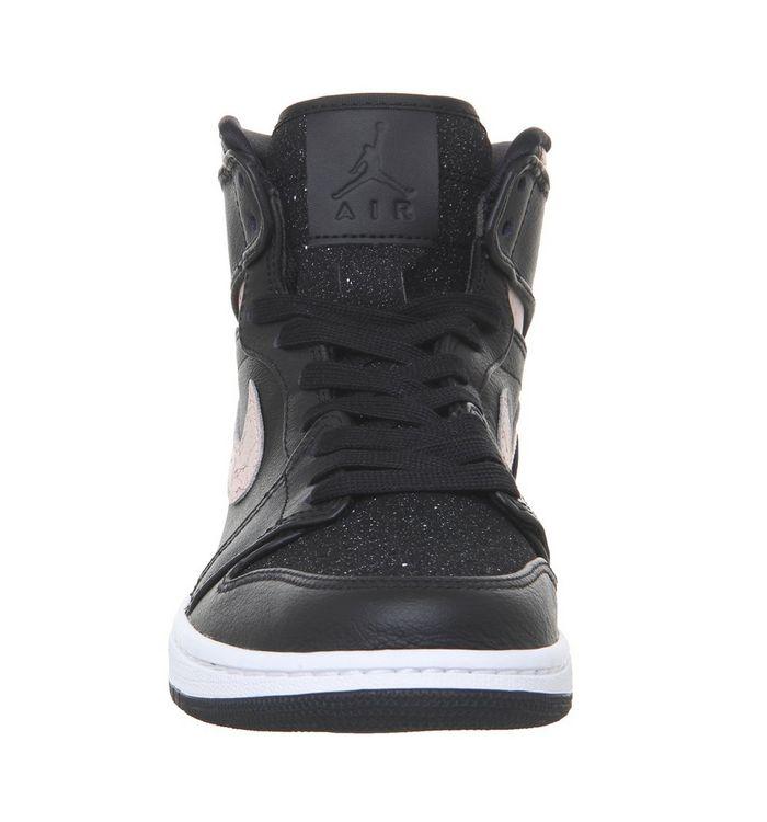 best sneakers e24a1 5a8b4 ... Black Silt Red Rush Maroon White F  Air Jordan 1 Retro Hi Trainers  Air  Jordan 1 Retro Hi Trainers ...