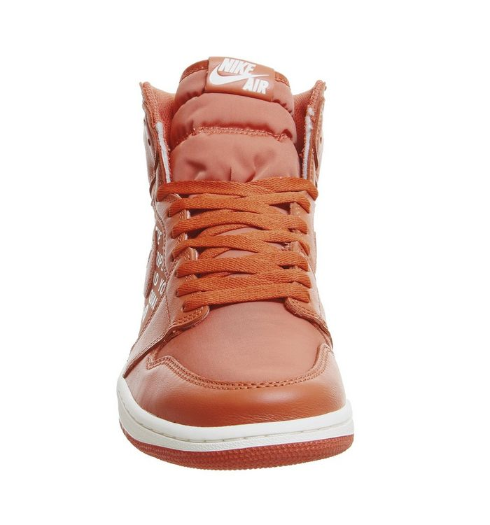 c25156501028 ... Vintage Coral Sail  Air Jordan 1 Retro Hi Trainers  Air Jordan 1 Retro  Hi Trainers ...