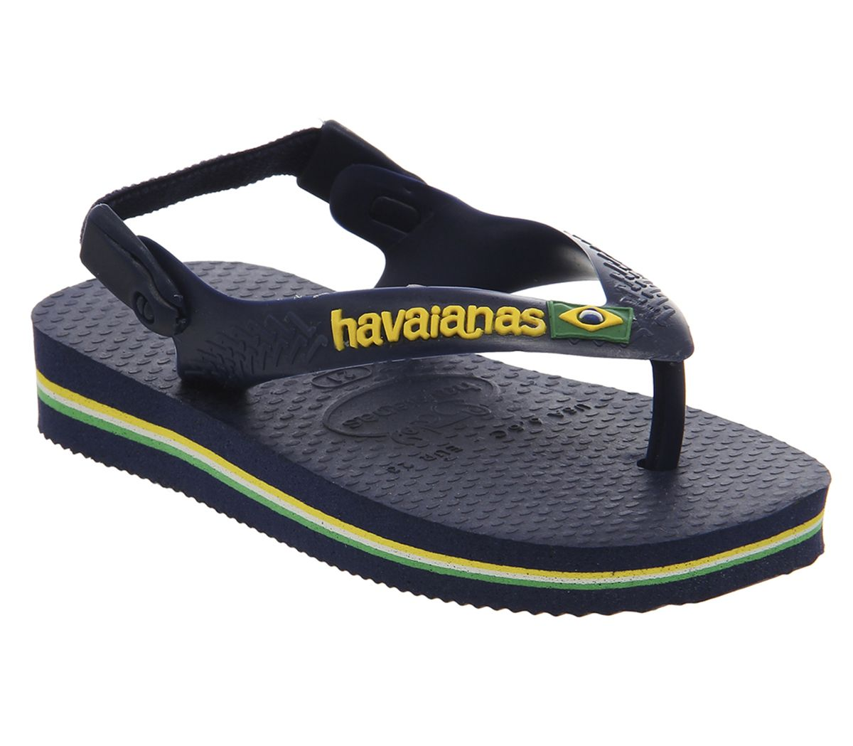 a1c6d14ed81a Havaianas Baby Brazil Navy Blue - Unisex