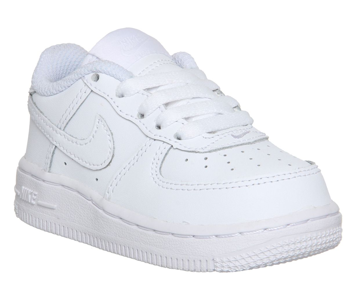 online store c00ad 57f8b Nike Air Force 1 Infant White - Unisex