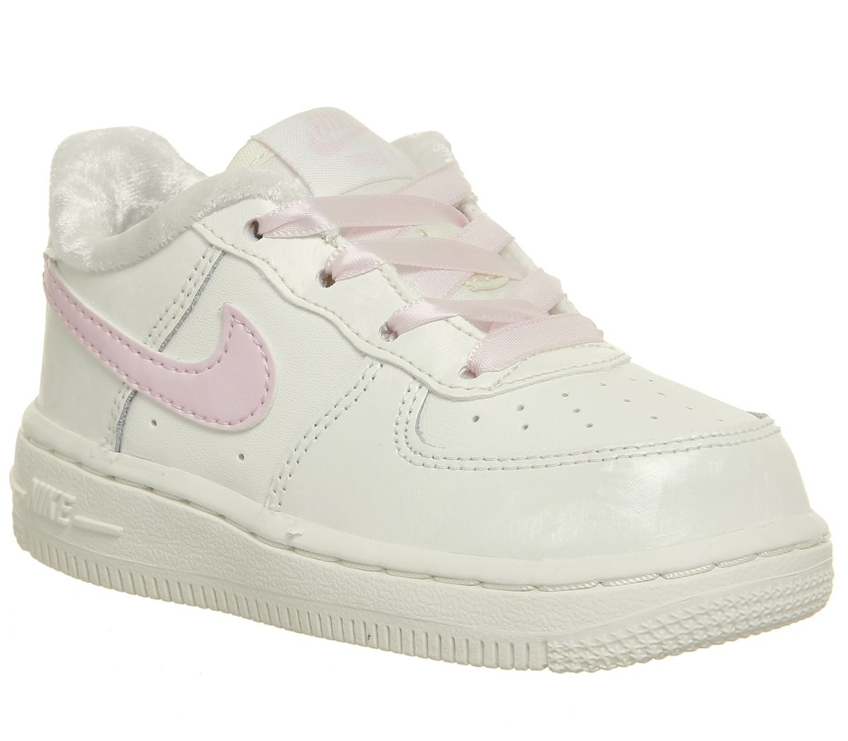 info for c4c8d 0999a Nike Air Force 1 Infant White Artic Pink - Unisex
