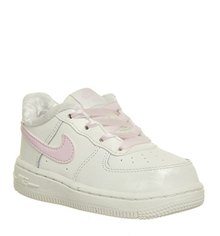 nice shoes 556af 83fe8 Quickbuy. 28-02-2018 · Nike Air Force 1 Infant White Artic Pink. was £37.99  NOW £22.00