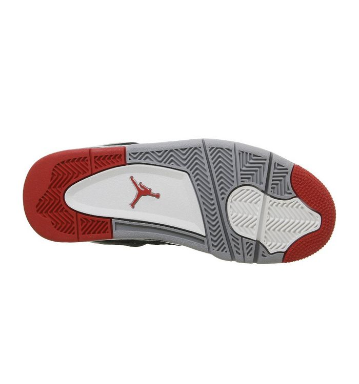 new styles 20f5a bbc19 ... Jordan 4 Gs Trainers  Jordan 4 Gs Trainers  Jordan, Jordan 4 Gs Trainers,  Black Red Grey Summit White