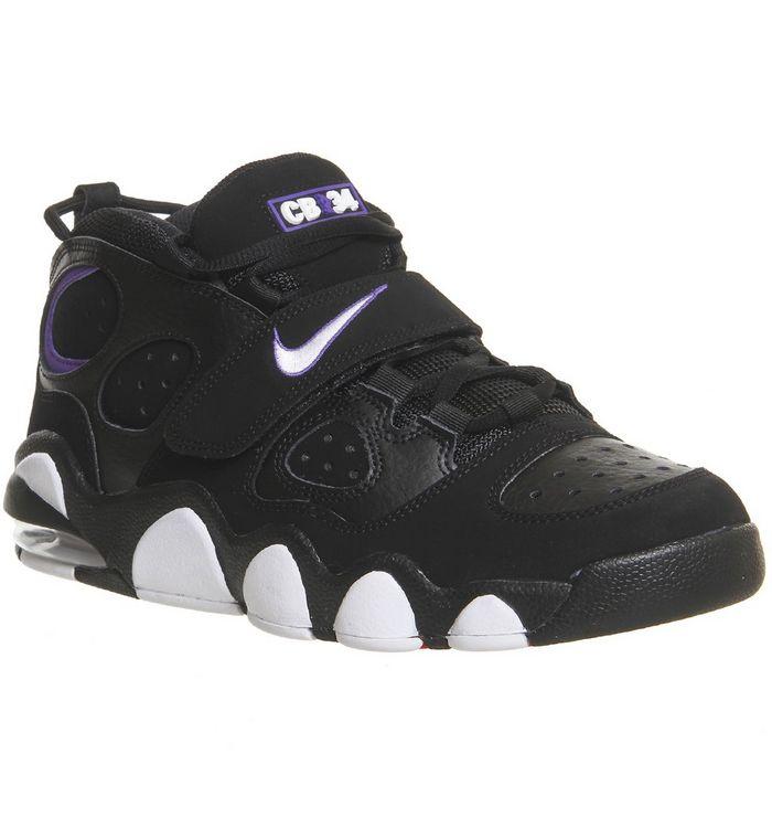 prix compétitif ab960 7573d Nike Nike Air Cb 34 Black Varsity Purple Godzilla - His trainers