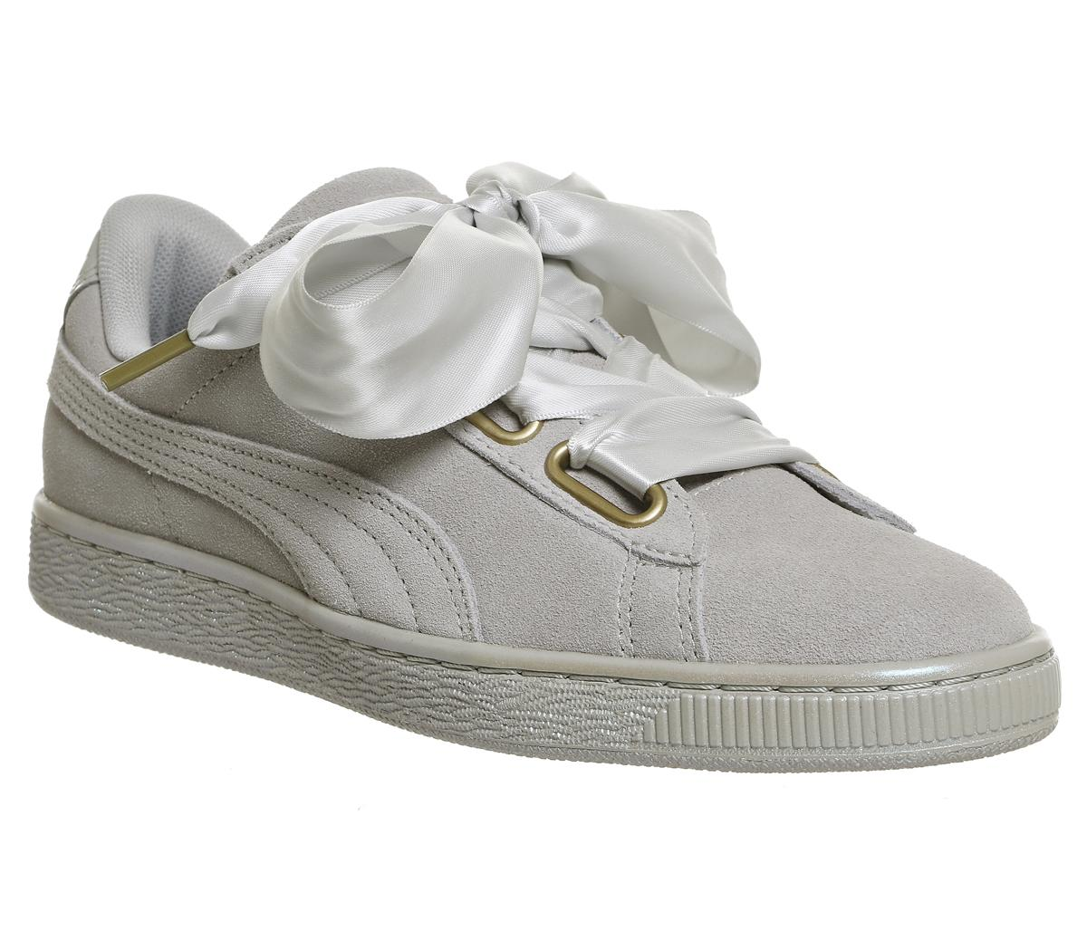 99 Best Puma Suede Heart Satin II images | Puma suede, Thigh