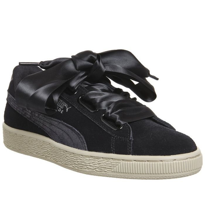 brand new 78156 75d9b Suede Heart Trainers