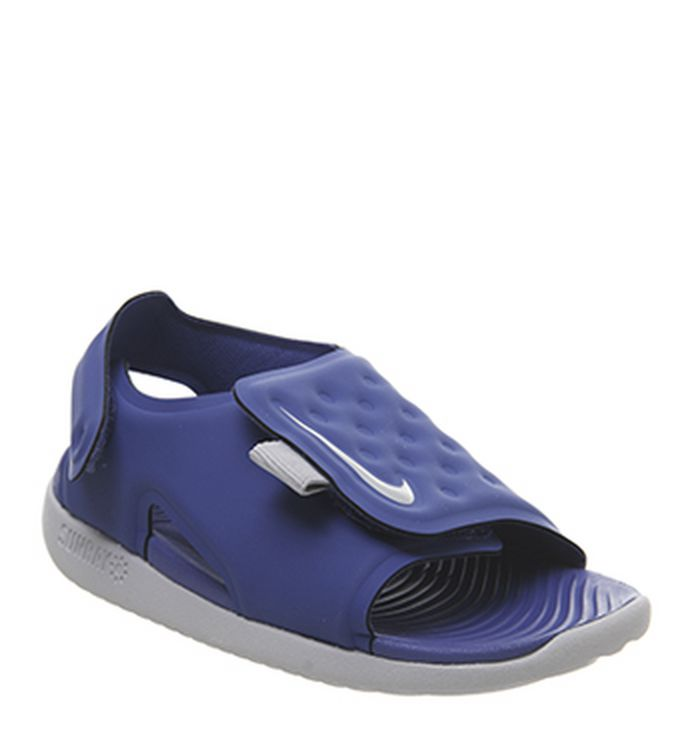 9f8ea58b5 Nike Sunray Protect Td Sandals Grey. £23.99. Quickbuy. 30-01-2019