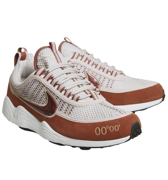 430072065e5f1 Nike Nike Zoom Spiridon Trainers Sand Mars Stone - His trainers